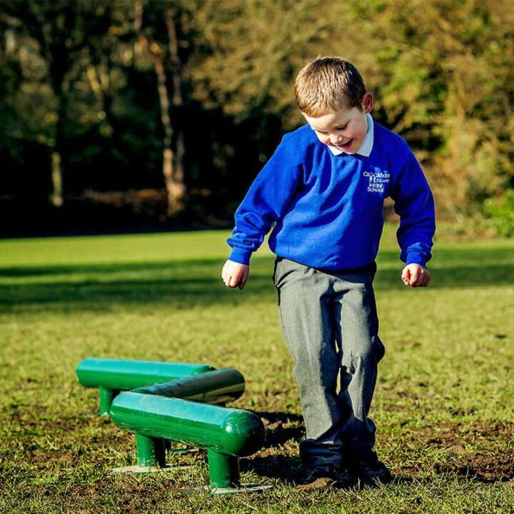Playground Balance Beams