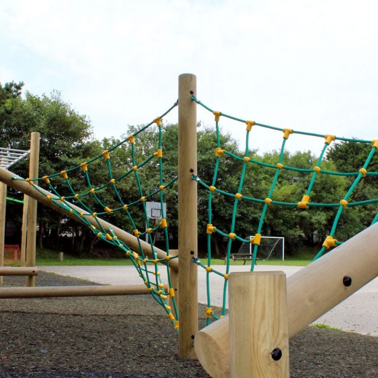 Twisty Rope Climber - Active Play