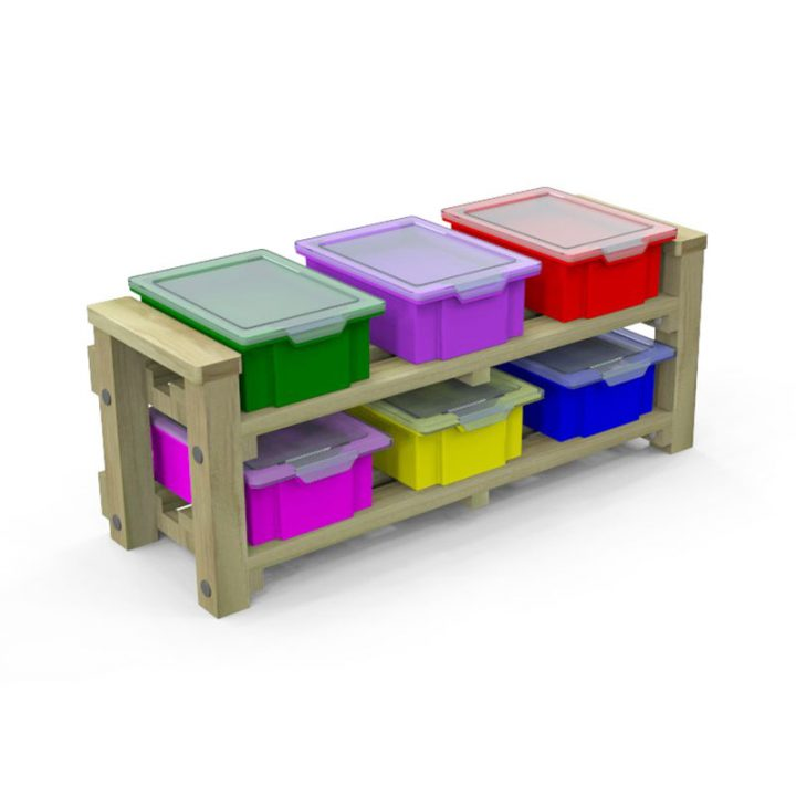 Sorting Trays With Lids