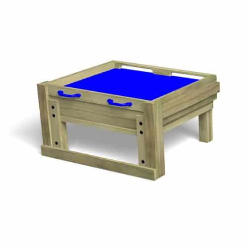 Sandpit Table With Sliding Lid
