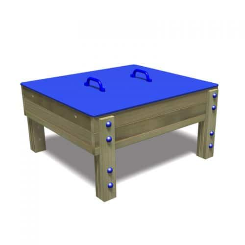 Sandpit Table with Removable Lid (Closed)