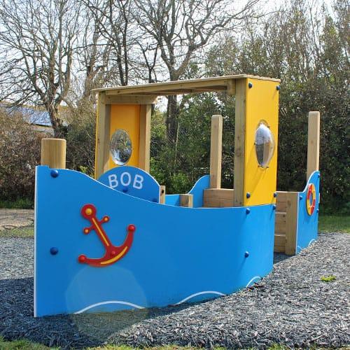 Play Boat Bob