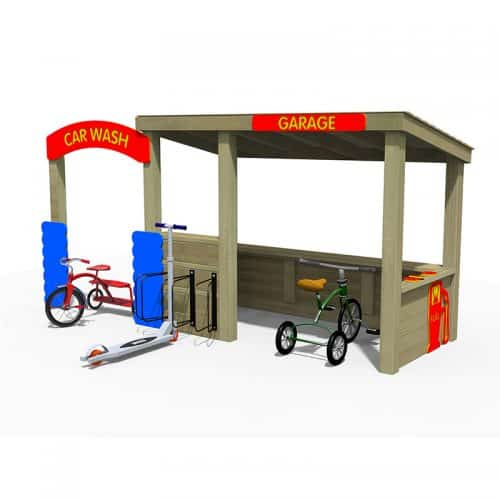 Playtime Garage (Front)