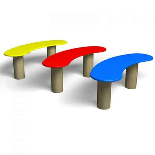 Jellybean Bench