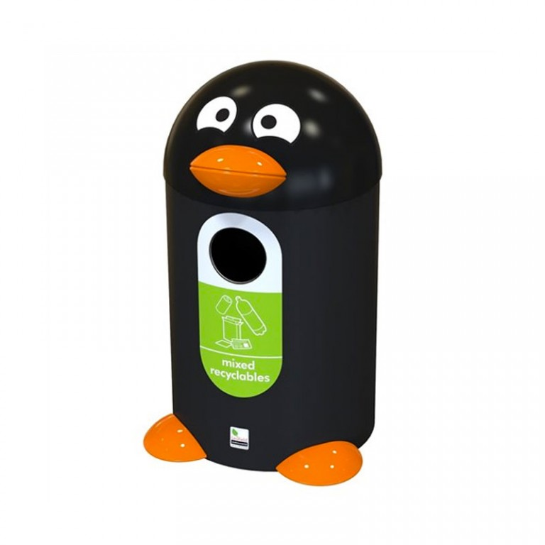 Perry Penguin Playground Bin