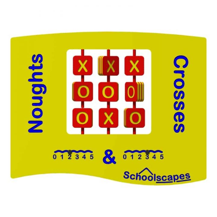 Chunky Noughts & Crosses Activity Panel