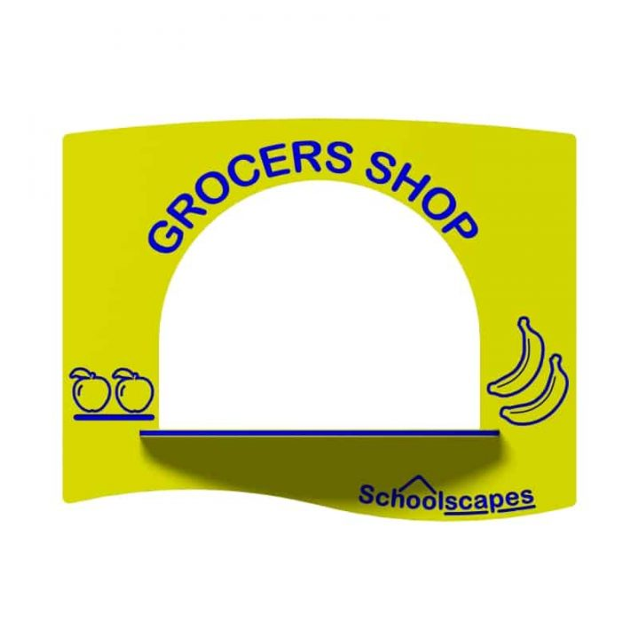 Grocers Shop Activity Panel