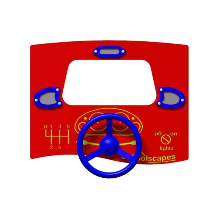 Driving Test Panel