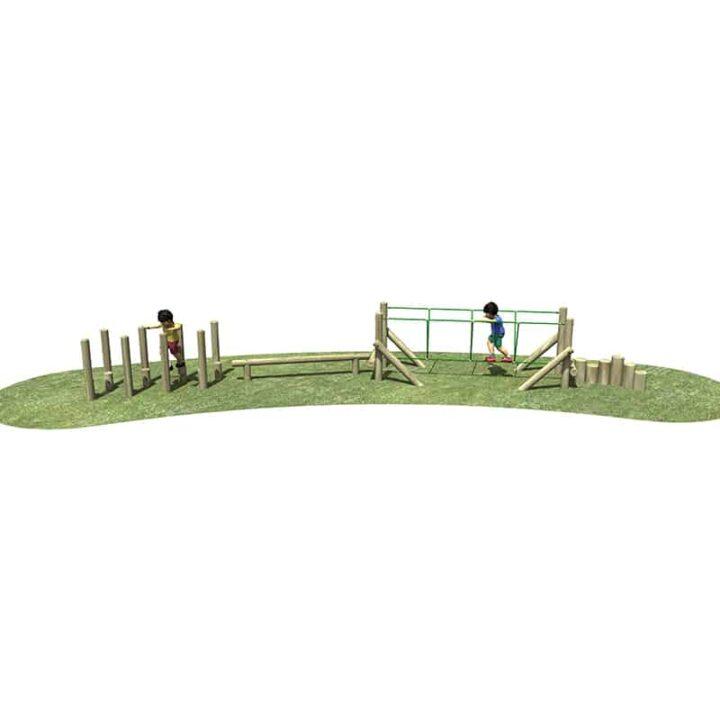Scout Timber Trail - School Trim Trails