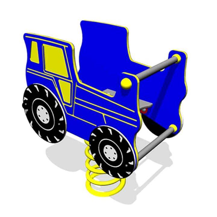Playground Springer Tractor