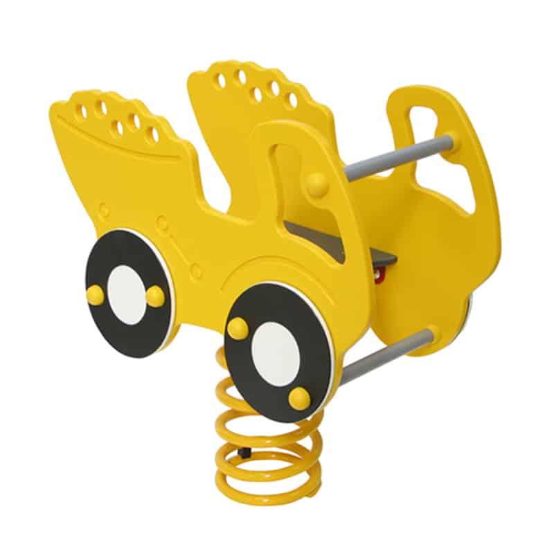 Playground Springer Dumper