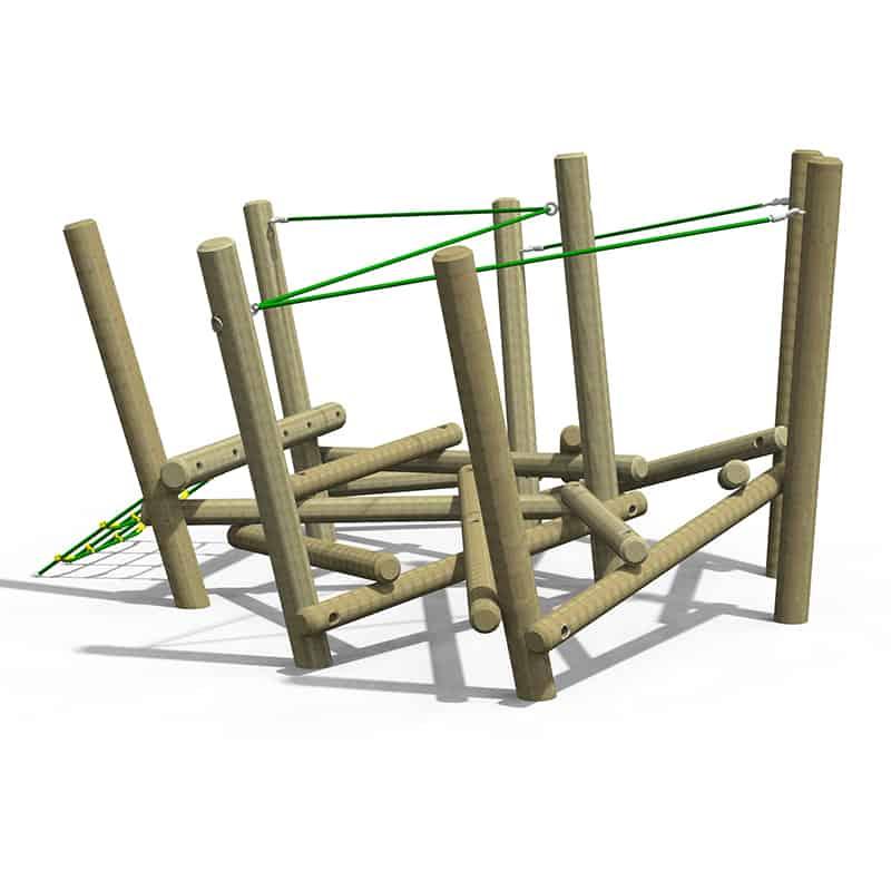 Pick Up Sticks (One) Timber Climber