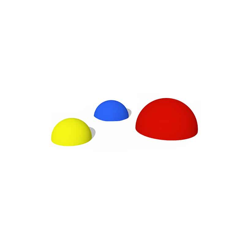 Rubber Spheres