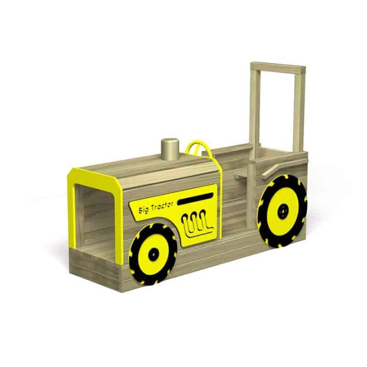 Crawl Thru Tractor