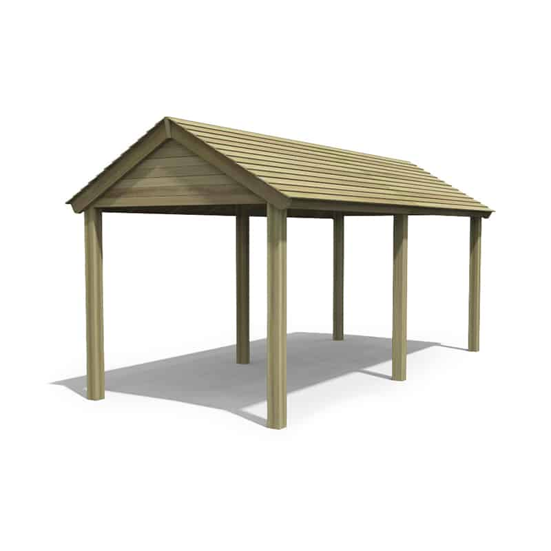 Standard Timber Pitched Roof