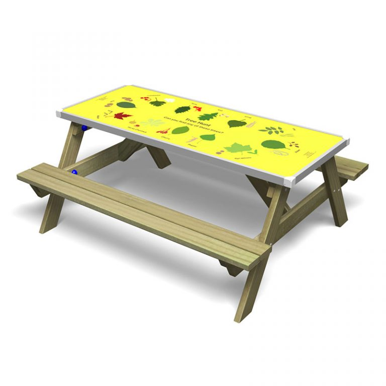 Tree Hunt Gametop Table