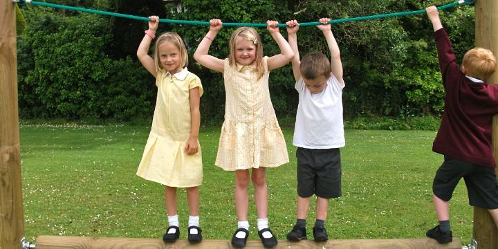 Wadebridge Primary School Physical Play Area