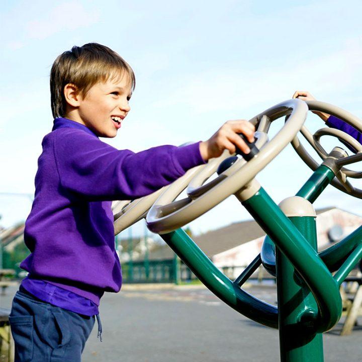 Children's Tai Chi Spinners