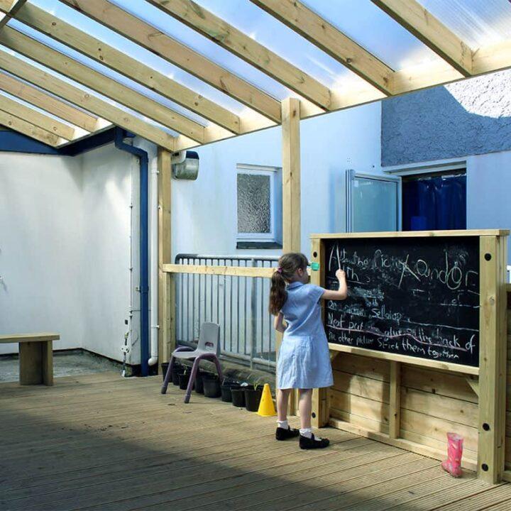 TimberShelterLean ToClassroom