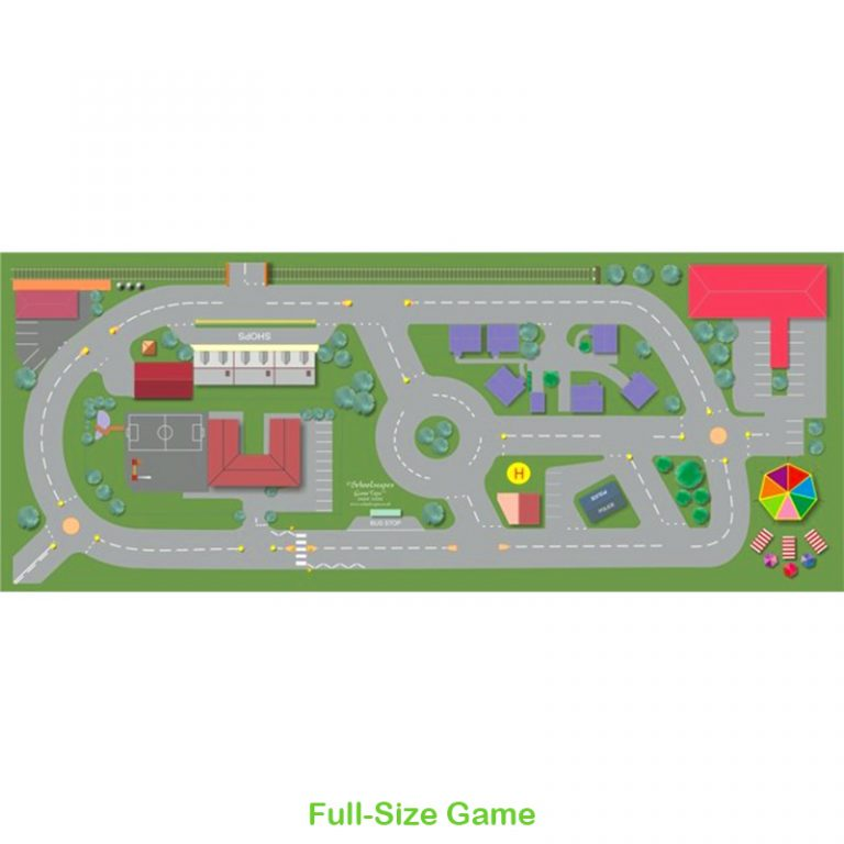 Playtown Full-Size Gametop Game