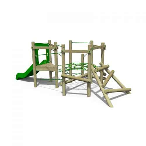Treetops One Playground Climber Tower
