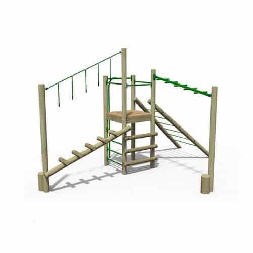 Treetops Three School Play Tower