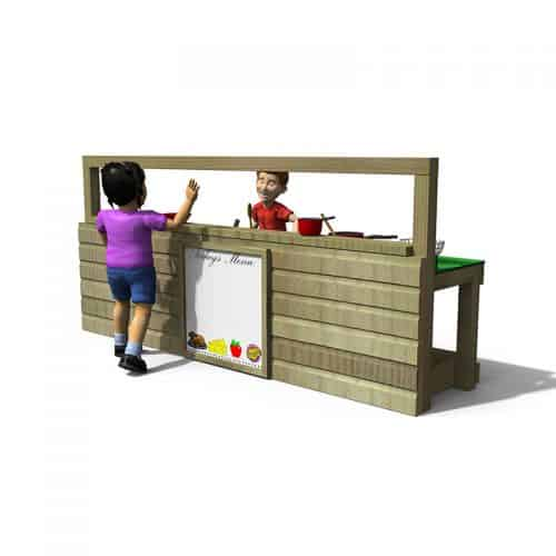 Play Time Mud Kitchen