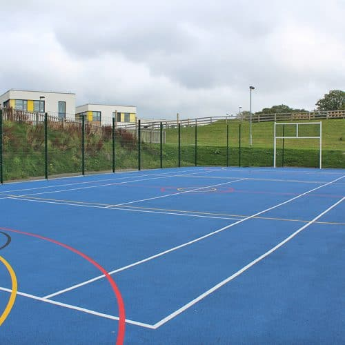 Polymeric Sports Surface