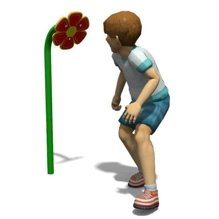 Flower Talking Tube