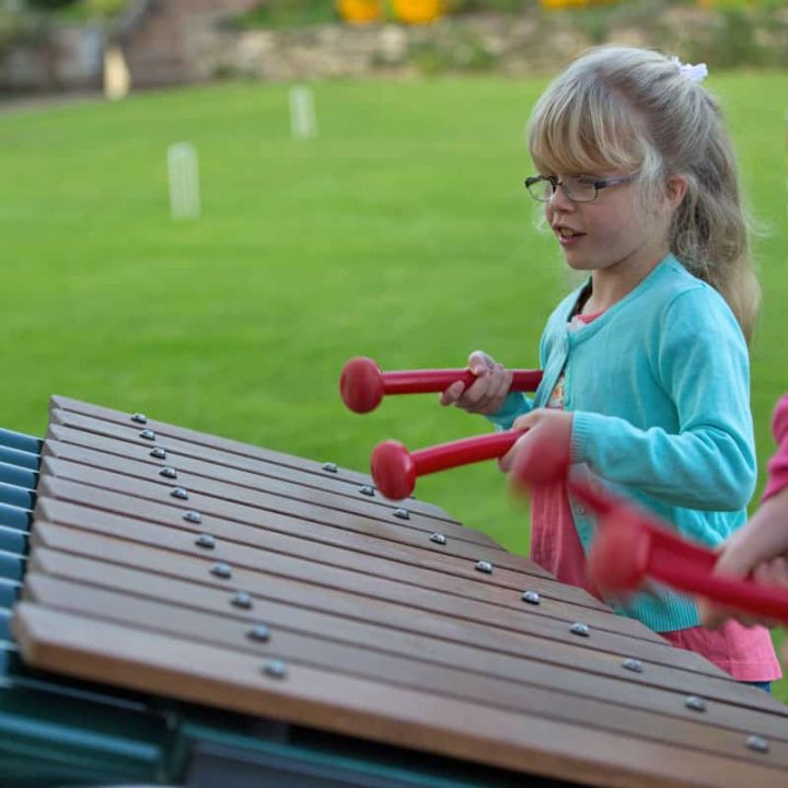Grand Marimba Outdoor Musical Instrument