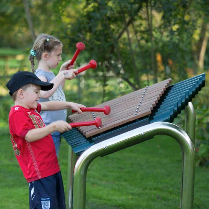Large Marimba Outdoor Musical Play