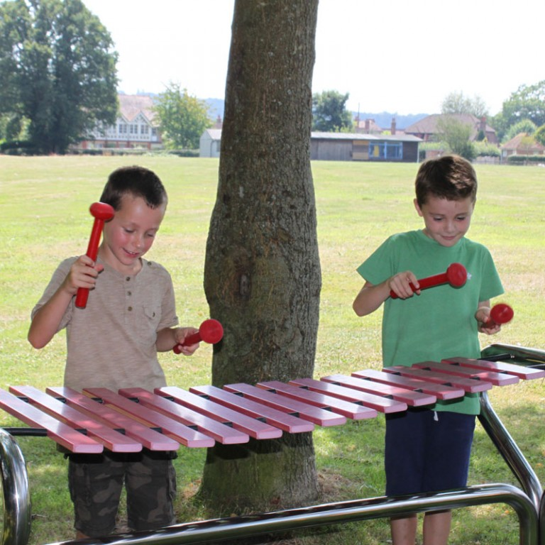 Outdoor Marimba Xylophone