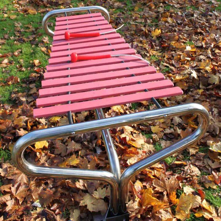Marimba Outdoor Musical Play Equipment