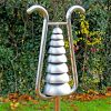 Bell Lyre Outdoor Musical Instrument