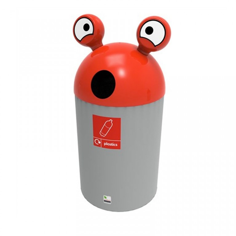 Space Buddy Litter Bin