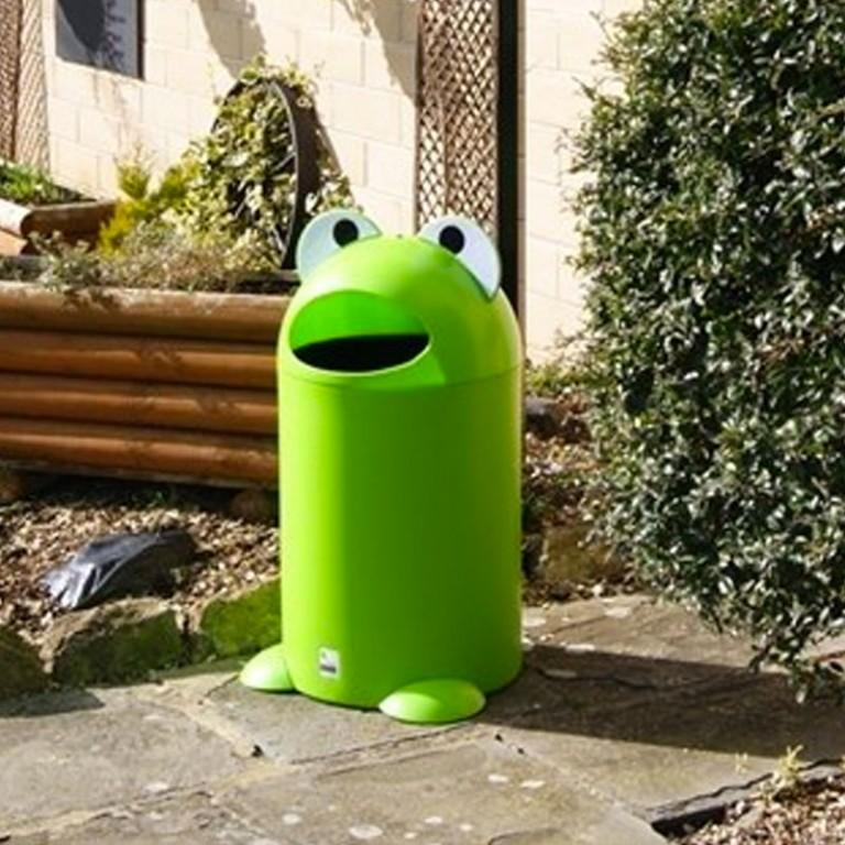 Frog Playground Bin