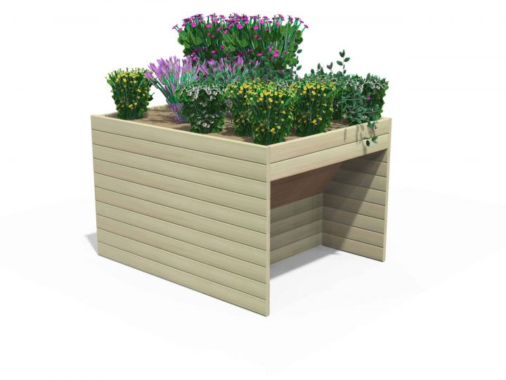 Accessible Planter