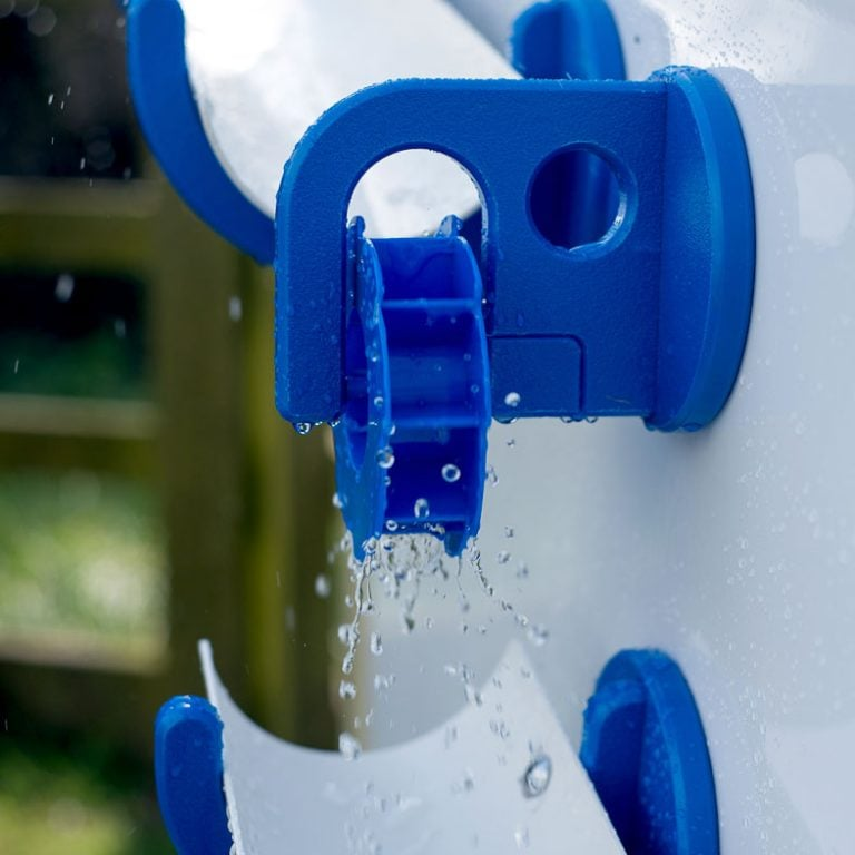 Water Wall Spinner