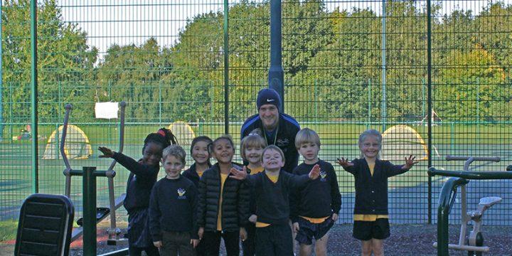 Sythwood Primary Playground
