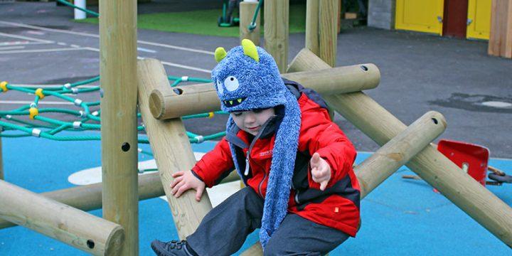 Early Years Climbing Frame
