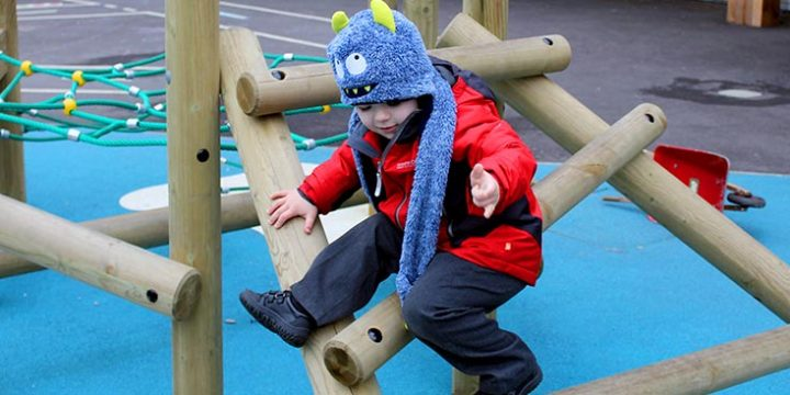 Benefits of Outdoor Learning for Early Years