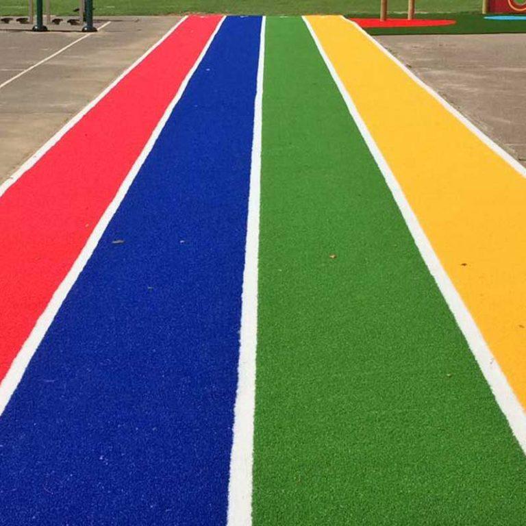 Primary School Sprint Track