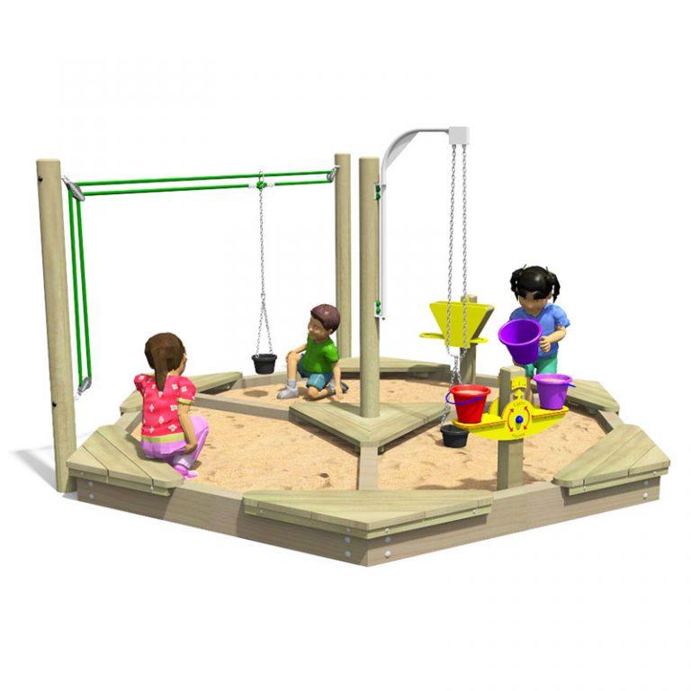 Mini Construction Station