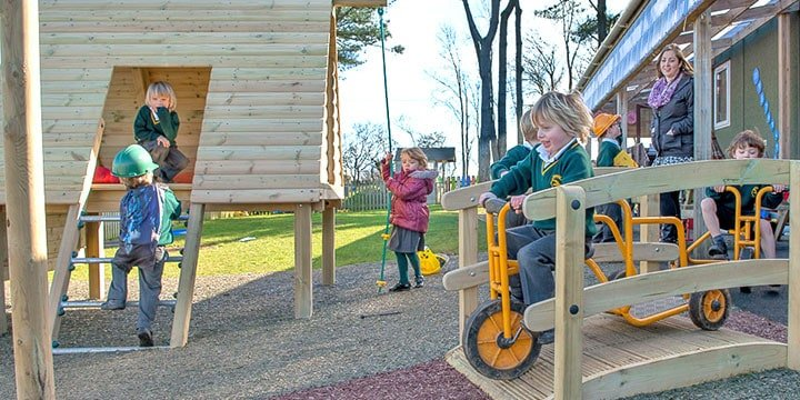 Inclusive Play for Every Child