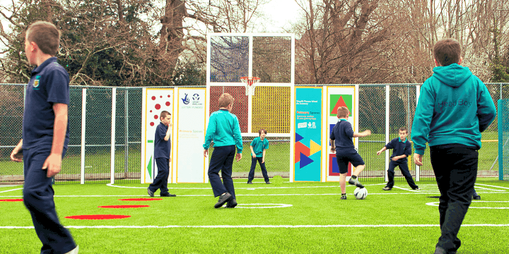 MUGA - Create Future Sports Stars!
