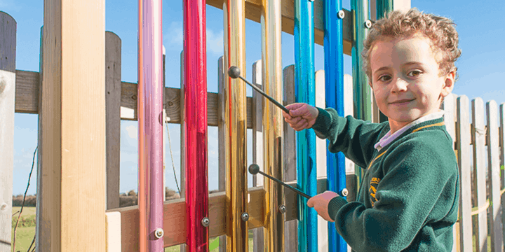 Make your Children Smile with an Inclusive Playground