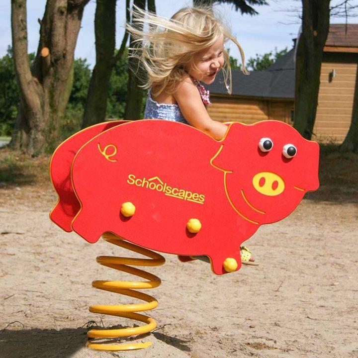 Single Playground Springer - Springers