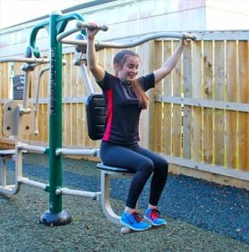 Playground Equipment For Secondary Schools