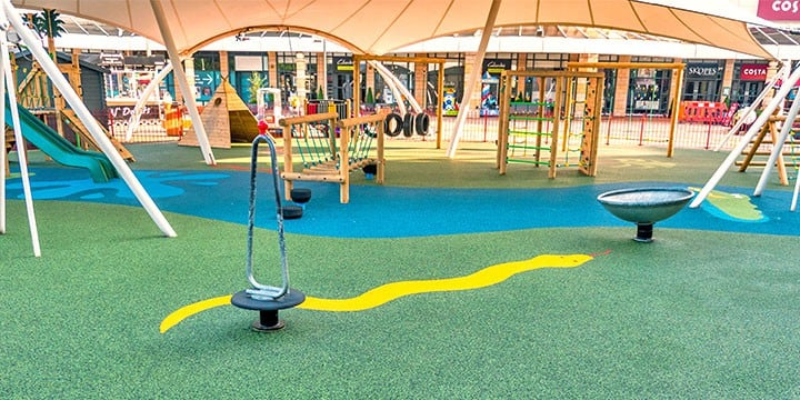 Lakeside Village Shopping Centre Play Park